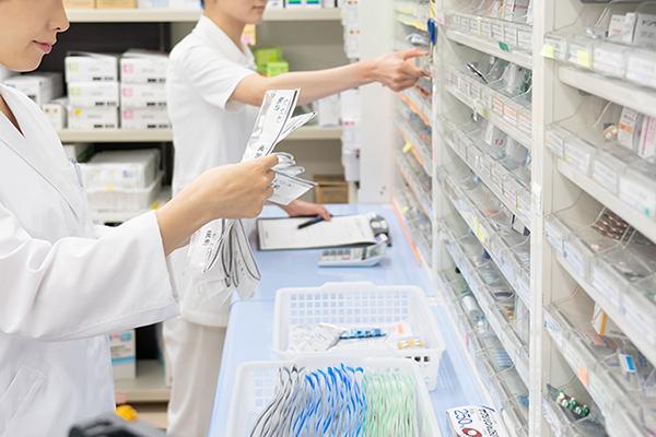 三重県内の薬局