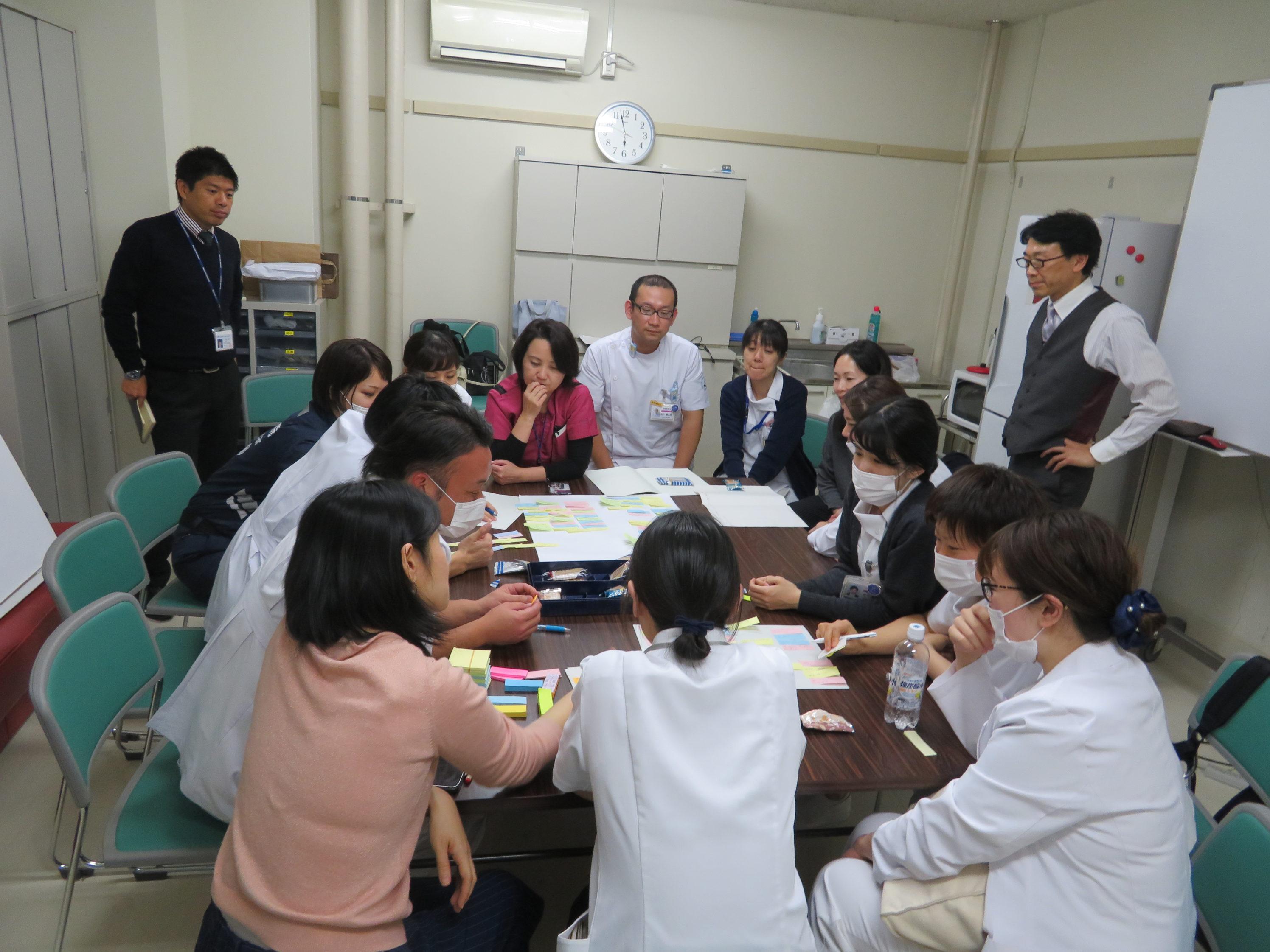 病院の働き方改革シンポジウム −長崎大学病院の先進的な取り組み事例より−