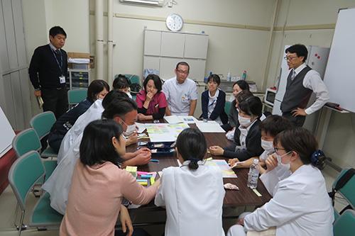 病院の働き方改革シンポジウム−長崎大学病院の先進的な取り組み事例より−